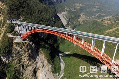 —沈大高速公路大连普兰店海湾公路桥