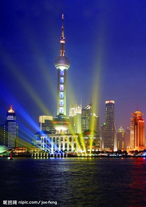 上海自驾游线路推荐 东方明珠图片