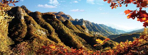 河北最美山水五岳寨十一旅游特色