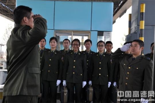 (中国高速网 张照鹏)谁是最可爱的人,我说国道205滨州收费站的